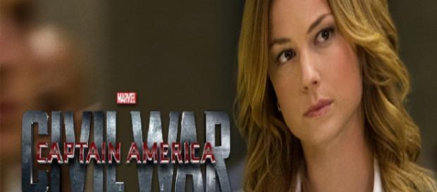 VanCamp junto al Capitán América para 'Civil War'