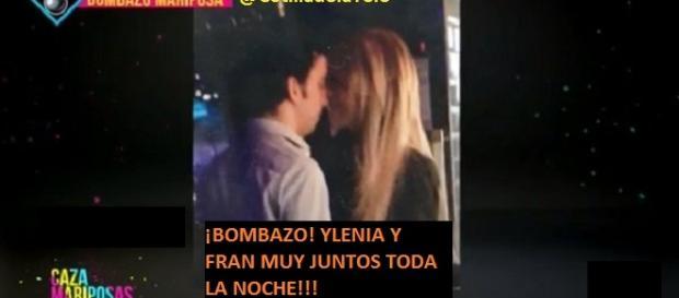 """Ylenia y """"el pequeño Nicolás"""", ¿nueva pareja?"""