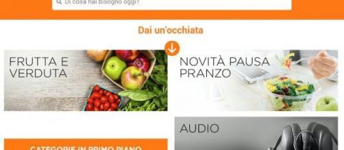 Amazon offre frutta e verdura in un'ora