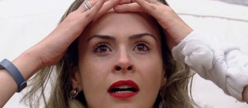 Ana Paula pode ir para o paredão com Juliana