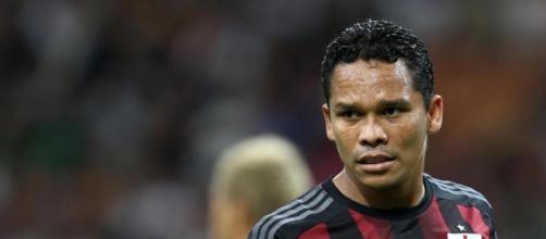 Carlos Bacca, attesissimo contro il Napoli