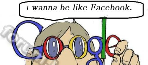 Google wants to be like Facebook, again
