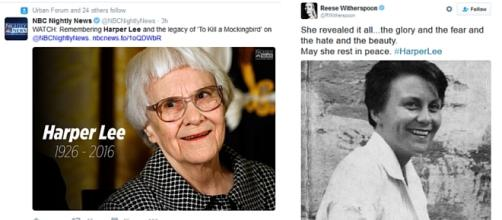 Harper Lee, Author of To Kill a Mockingbird Dies