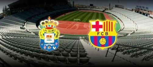 Las Palmas – Barcellona sabato 20/2 alle ore 16:00