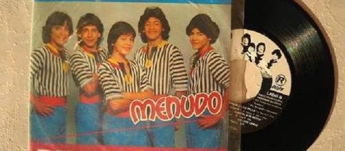 Menudo Roy no disco Ritmo Disco