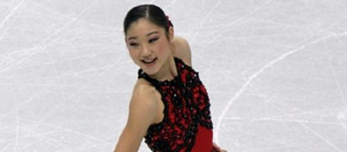 Mirai Nagasu. D. Carmichael/Wikimedia