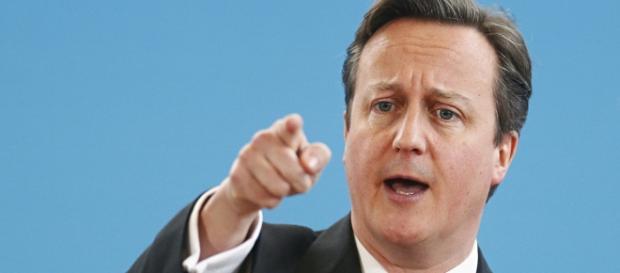 David Cameron. Reprodução: The Guardian