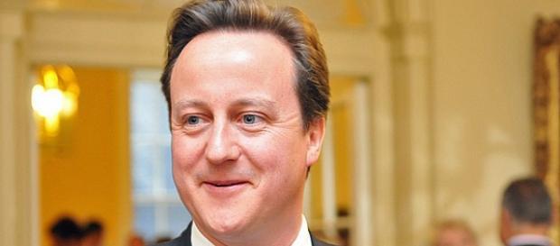 Il premier britannico, David Cameron.