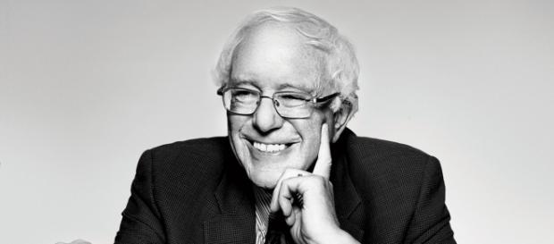 Imagen: Bernie Sanders por Marius Bugge