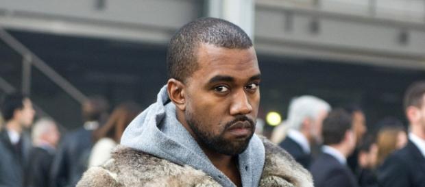 Imagen: Kanye West por Uptown Magazine