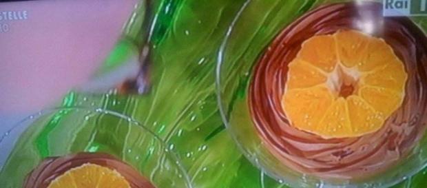 La clementina al cioccolato di Guido Castagna