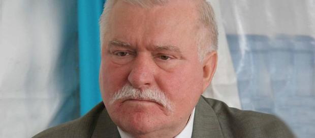 Lech Wałęsa (źródło: Facebook IPN)