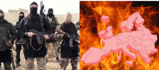 Pericol terorist maxim în Europa