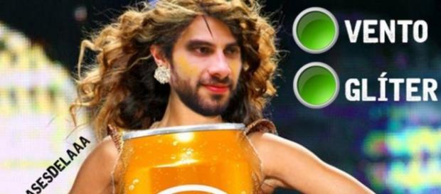 Renan vira meme após vencer prova polêmica