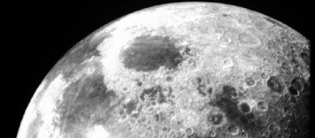 The Earth's Moon (Credit NASA)