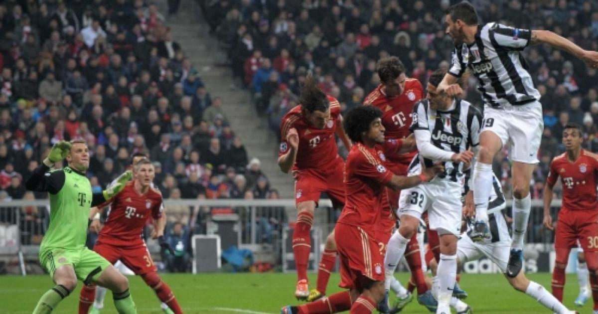Juventus Bayern Tv