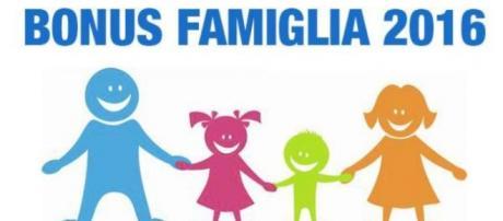 Bonus Famiglie 2016 di 500 euro