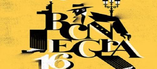 Cartel de la última edición de Barcelona Negra