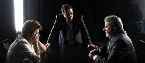 João Santana, Lula e Dilma veja.abril.com.br