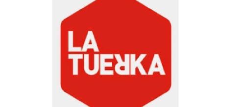 Logo del programa La Tuerka, producido por CMI
