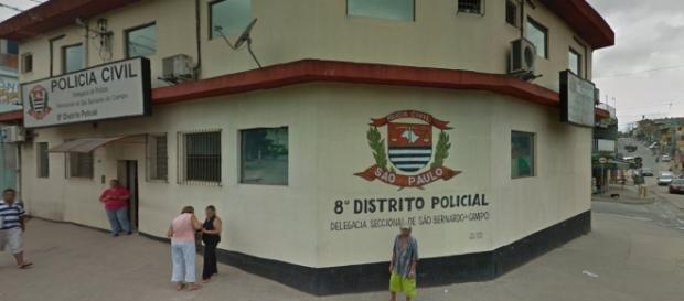 8º DP na Estrada dos Alvarengas em SBC