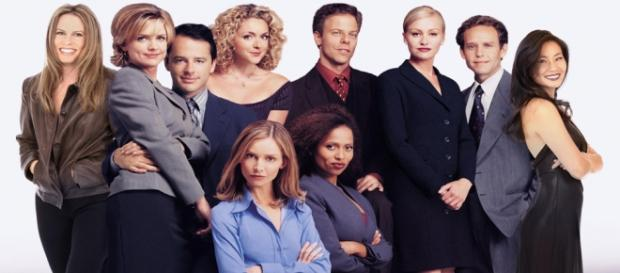 """Ally McBeal"" promotional photo courtesy of FOX"