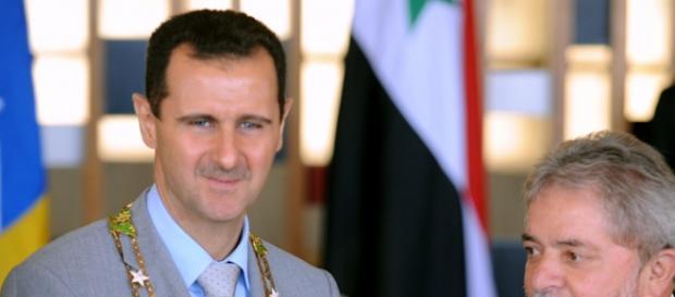 Bashar al-Assad, presidente siriano