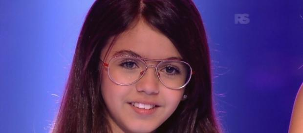 Cantora é eliminada do The Voice Kids