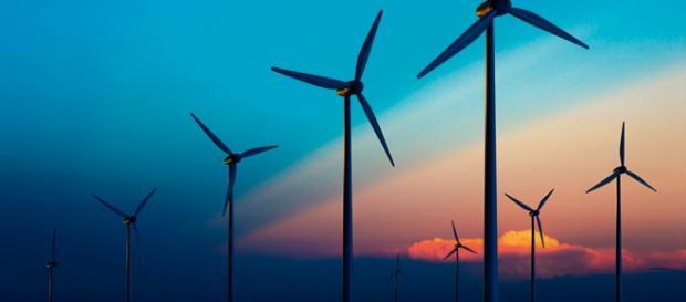 Crescimento da energia eólica é de vento veloz