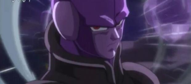 Hit por fin ha aparecido en el anime
