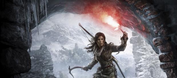 Lara Croft: o regresso da heroína
