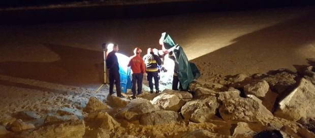 Tragédia ocorreu numa praia da zona de Lisboa