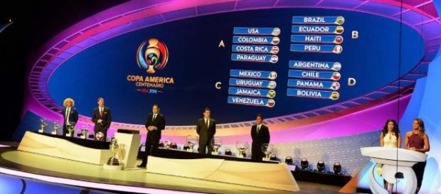 Ya se definieron los grupos de la Copa Centenario