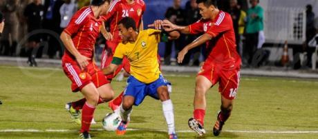 País pretende sediar e vencer uma Copa do Mundo