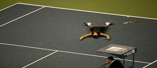 Del Potro won US Open 2009/Photo:Boss Tweed Flickr