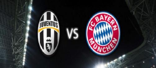 Diretta Champions: live Juventus-Bayern Monaco.