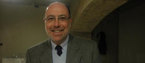 Il candidato sindaco di Cagliari Paolo Matta