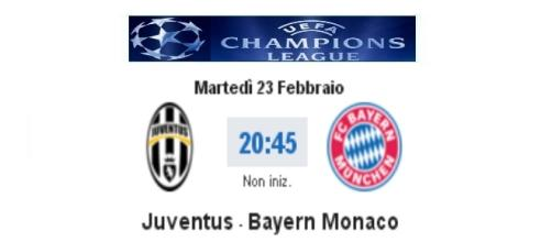 Juventus-Bayern Monaco in diretta su BlastingNews