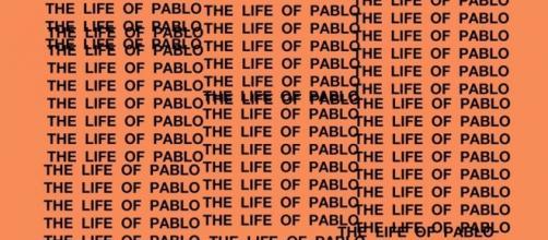 La portada del álbum 'The life of Pablo'