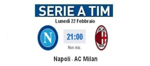 Napoli-Milan in diretta live su BlastingNews