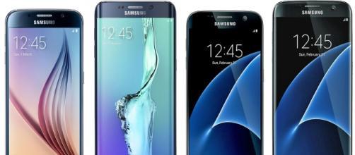 Samsung Galaxy S6 Vs Galaxy S7