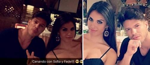 Sofía y Fede, ¡¡pareja sorpresa!!