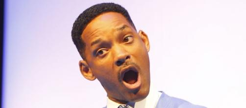 "Will Smith, el protagonista de ""Men in Black"""