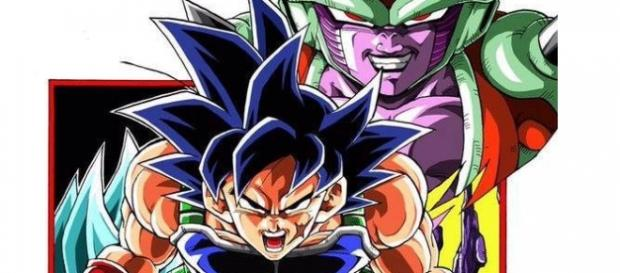 Bocetos del nuevo manga saga AF 3