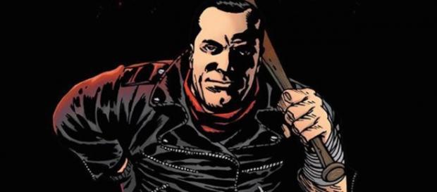 Ecco come appare Negan nel fumetto