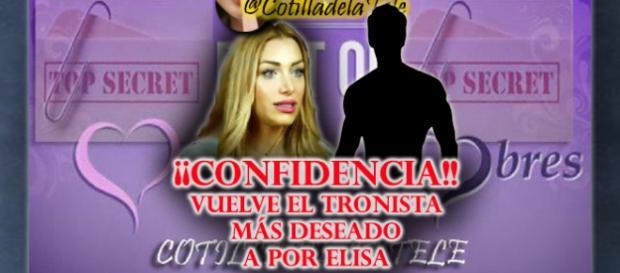 Ex tronista vuelve a pretender a Elisa