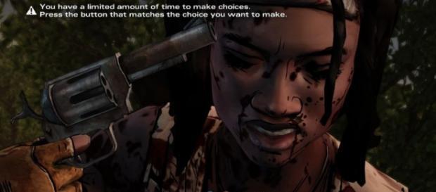 Foto ingame de The Walking Dead: Michonne