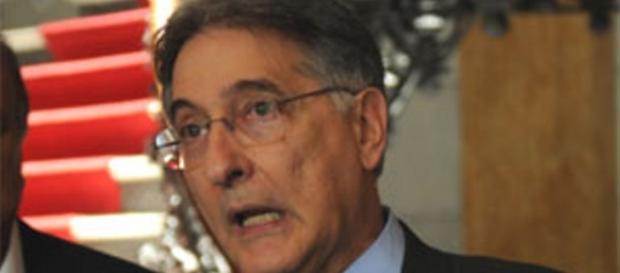 Governador de Minas Fernando Pimentel do PT