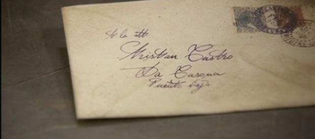 Il Segreto, la lettera per Tristan Castro