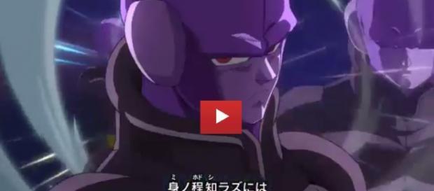 Imagen de Hit en el video del nuevo opening